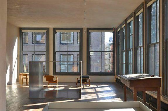 Interior Motives: 101 Spring Street, Donald Judd