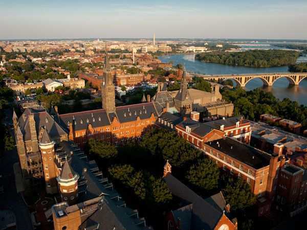 Young Alum from Georgetown Weighs In | The College Solution