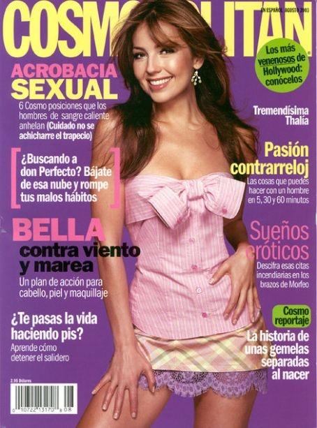 """Thalia """"Cosmopolitan"""" 2003"""