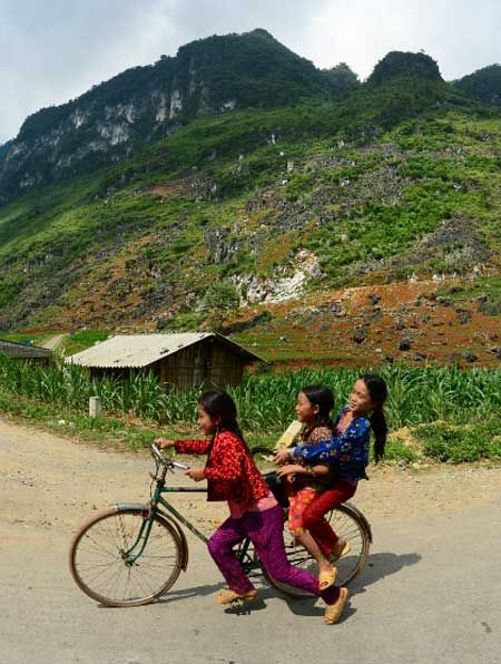 Ethnic minority #children through lens of local #photographer - News VietNamNet. #vietnam #locallife #localpeople