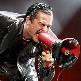 Mike Patton - The most versatile singer and artist in the music industry. The guy can sing the phone book in any genre.