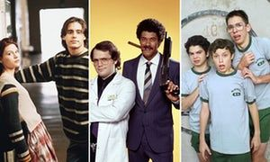 My So-Called Life, Garth Marenghi's Darkplace and Freaks and Geeks.