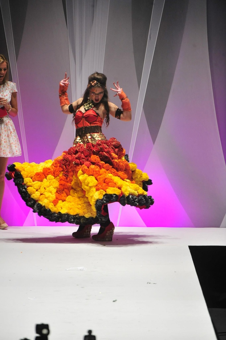 Supernova at the junk kouture final