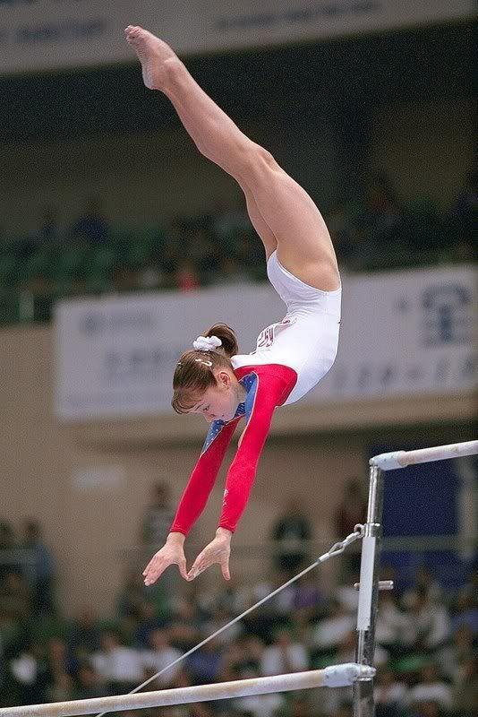 Ekaterina Lobaznyuk Russia 1999 World Championships