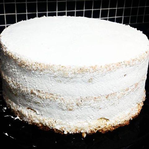 Naked Cake Espatulado