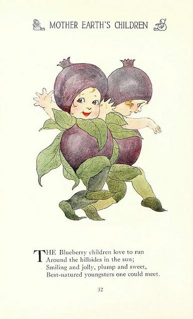 Takes me straight back to my childhood, Elizabeth Gordon