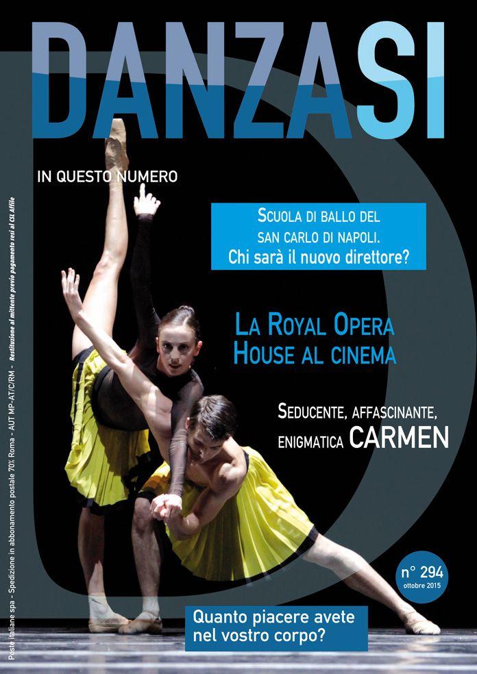 DanzaSì n. 294 di ottobre 2015