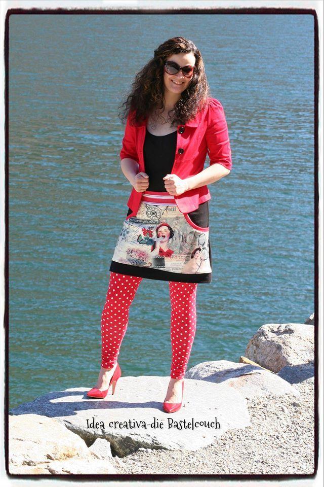 Hier findet Ihr den Download zu unserem Freebook Lady Sweat Skirt. Der Rock kann aus Sweat oder Jersey genäht werden. Er ist in den Grössen 34-52 erhältlich. Zudem erscheinen wie in der Kinderversi…