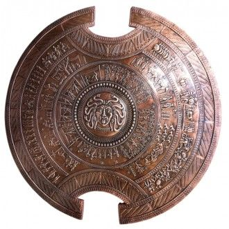 Alexander the Great Shield from Oliver Stone's Movie 'Alexander'