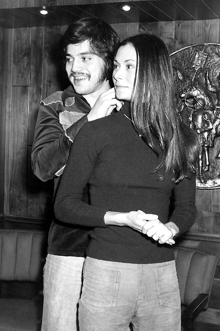 kate jackson and Freddie Prince