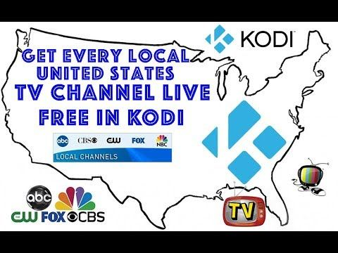 WATCH LOCAL CHANNELS IN KODI FROM EVERY STATE (NO ANTENNA NEEDED