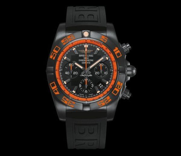 Breitling Chronomat 44 Raven Edition Timepiece $9,825