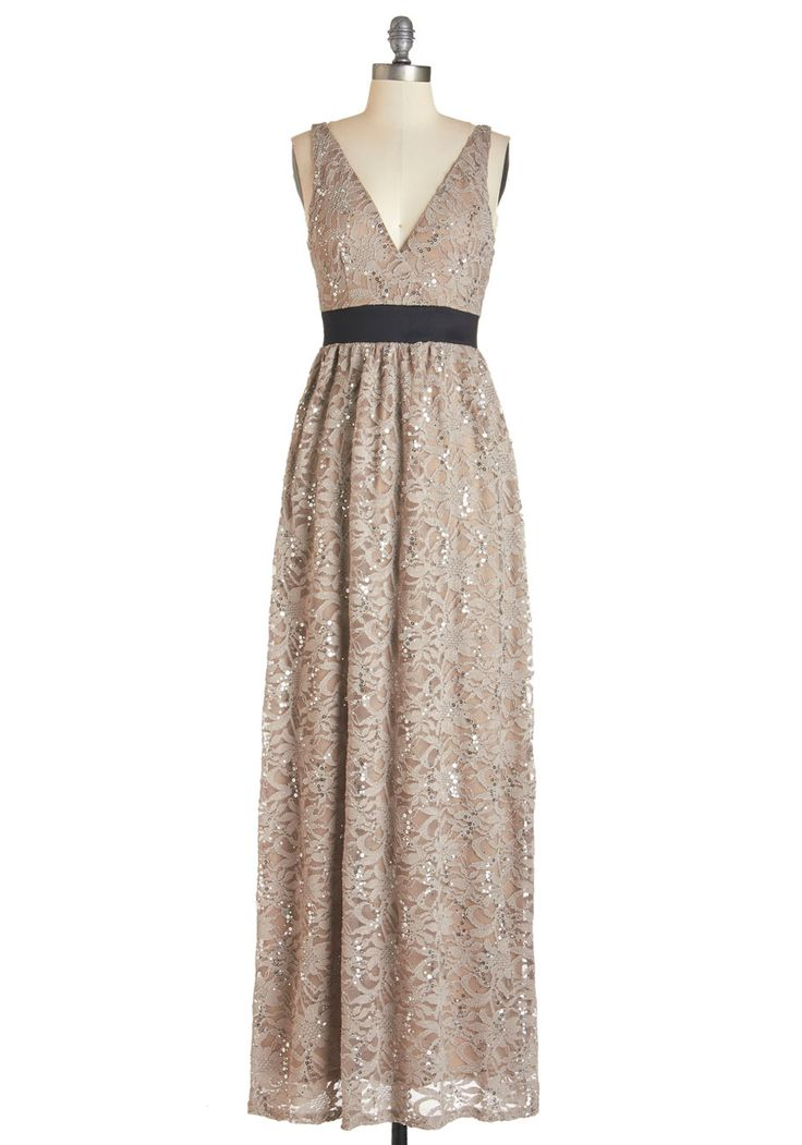 Next Taupe Model Dress