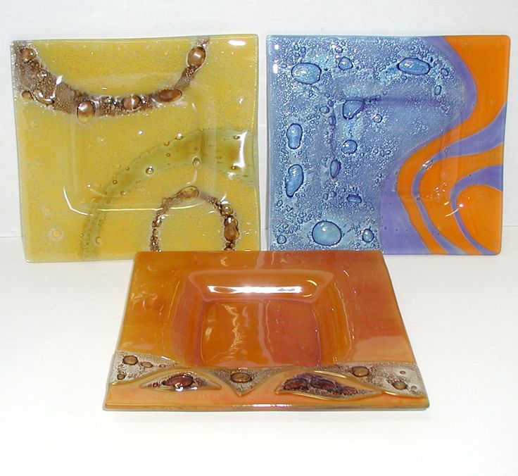 Fused+Glass+Ideas | fused glass plates 2 e1298910468252 12 Beautiful Designs of Fused ...