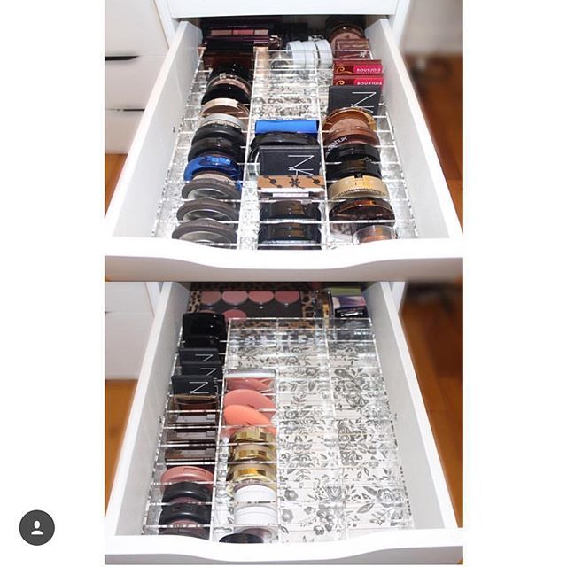 18 best images about ikea alex drawer organizers on Makeup drawer organizer ikea