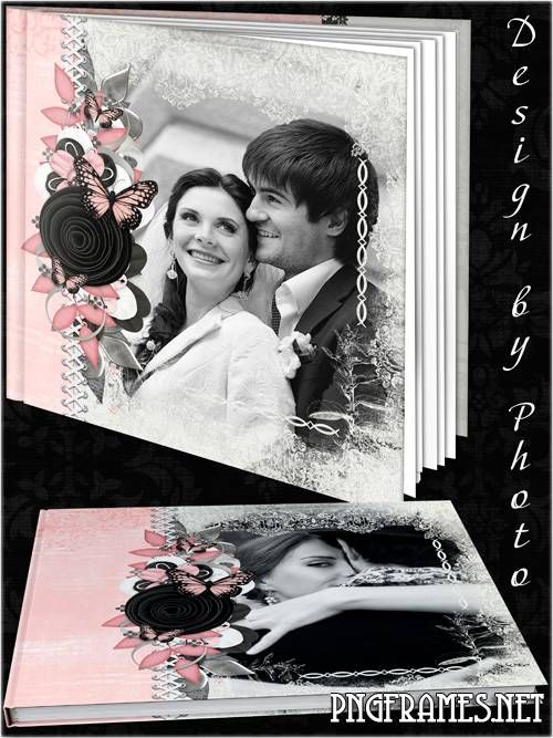 Romantic photobook - Together forever
