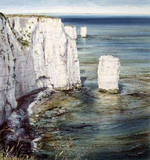 Sunlite; Old Harry Rocks. Deborah Walker