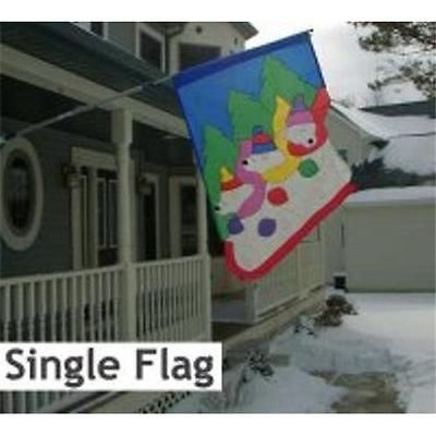 #Flagpole to go #fp-09 9 ft. portable #telescoping flag pole,  View more on the LINK: 	http://www.zeppy.io/product/gb/2/391611604287/
