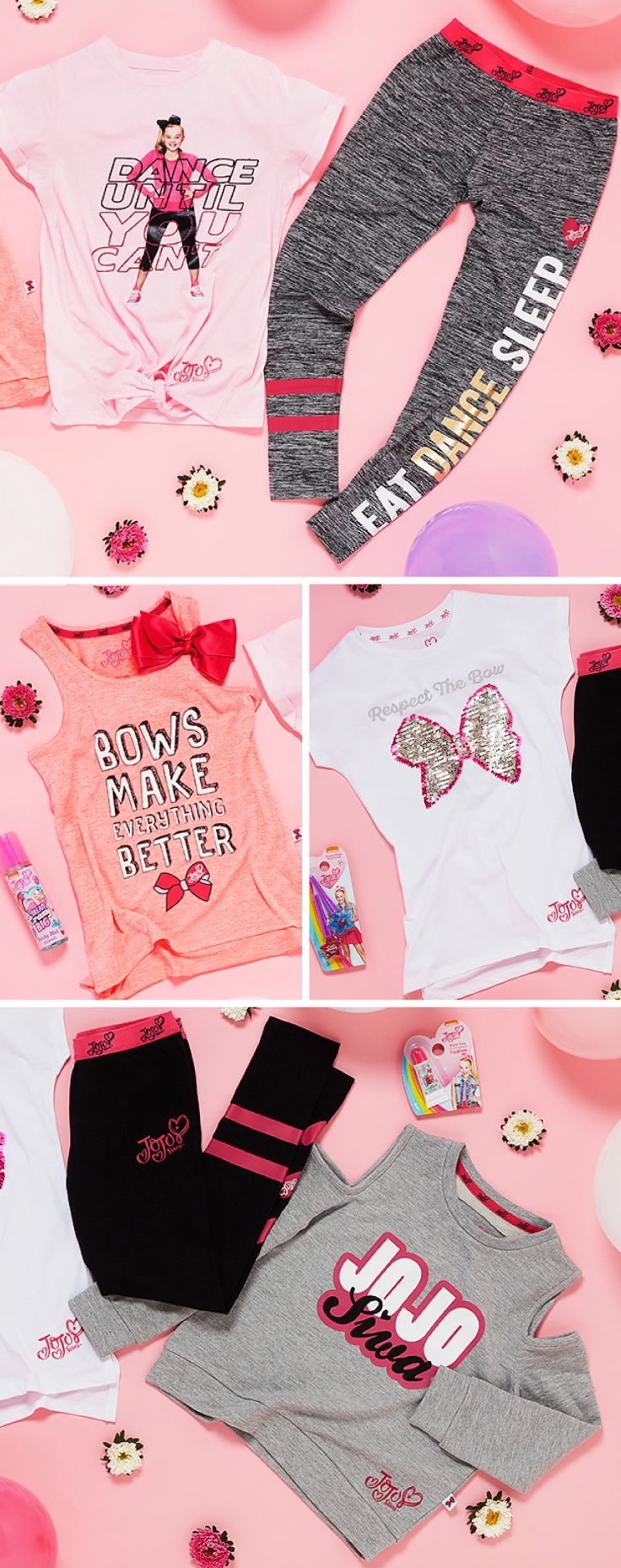 OMG! You can now buy JoJo Siwa Clothing from Primark!!!