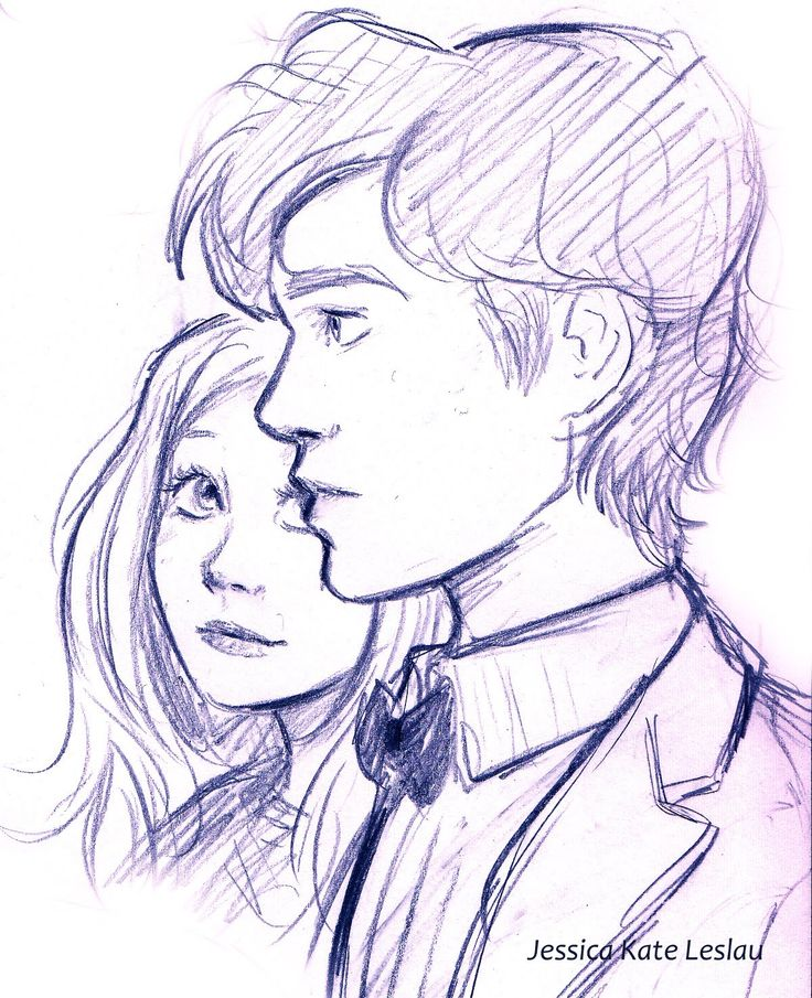 time to draw: Doctor Who. I want to try and draw this at one time or another