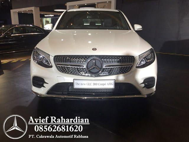Dealer Mercedes Benz Jakarta | Authorized Mercedes-Benz Dealer: Harga Mercedes Benz GLC 300 AMG Coupe nik 2017 Dea...