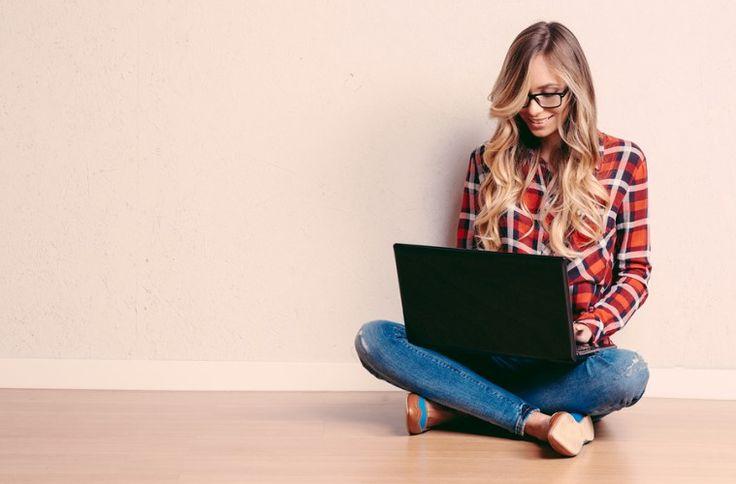 I got Eres un escritor creativo - ¿Qué forma de ganar dinero por Internet es para ti?