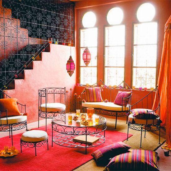 Decoracion de espana | Decoración estilo marroquí