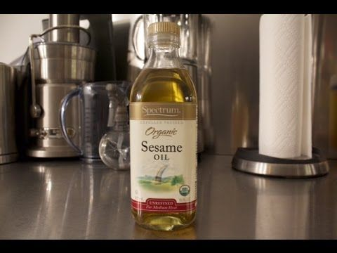 Oil Pulling || All-Natural Remedy For Allergies, Asthma, Migraines, etc