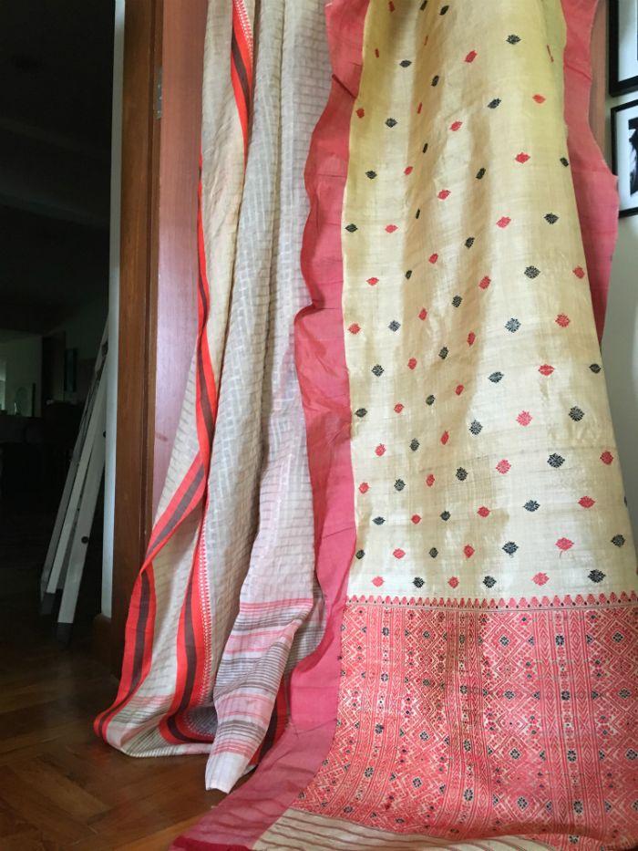 muga sarees   sarees tell stories
