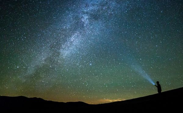 Night Sky form POLONINY