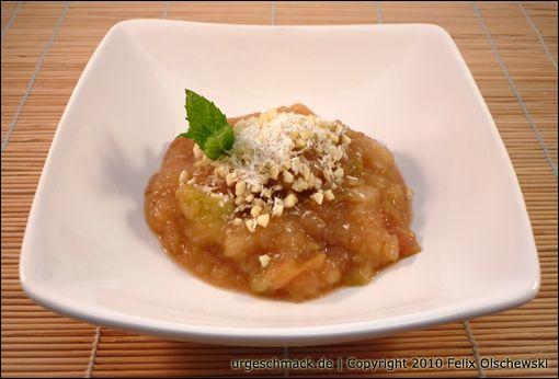 Apfelkompott ohne Zucker ist einfach herzustellen. Einkochen kann jeder. Mit…