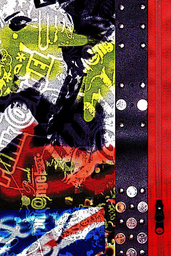Punk 2 of 6 by Roseanne Jones