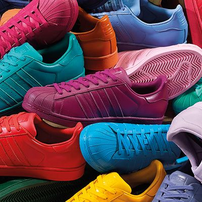 "Adidas Originals x Pharrell Williams, ""Supercolor Pack"" | MEN'S JOURNEY"