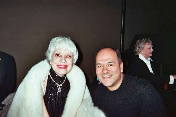 Channing Carson Son Of Carol Channing Channing carson channing