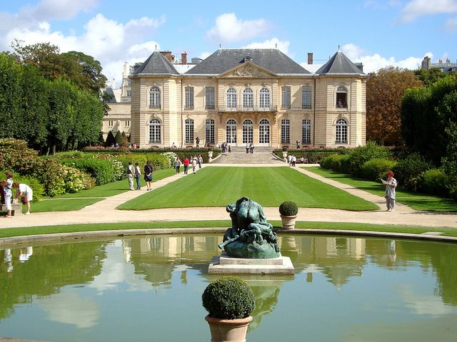 Musée Rodin in Paris-Andrew and I LOVE this museum and gardens. It is a must see if you have not already