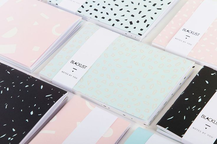 Notebooks by Blacklist
