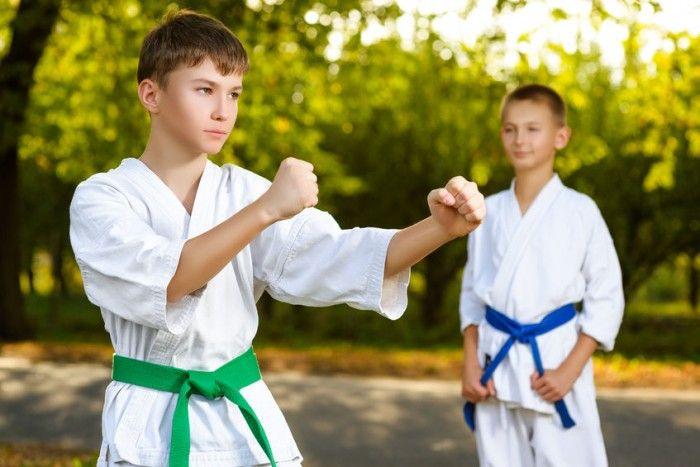 ¿Quieres que tu hijo/a practique taekwondo? Es un deporte muy beneficioso para los niños… https://www.etapainfantil.com/taekwondo-infantil
