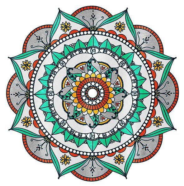 324 Best Crystal Grids Amp Mandalas Images On Pinterest