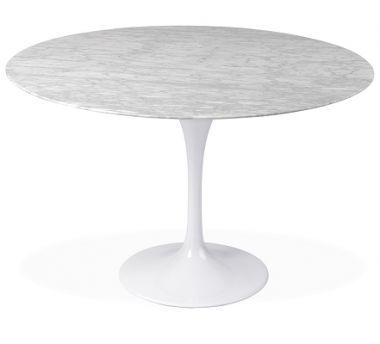 Eettafels : Tulip tafel marble 120cm