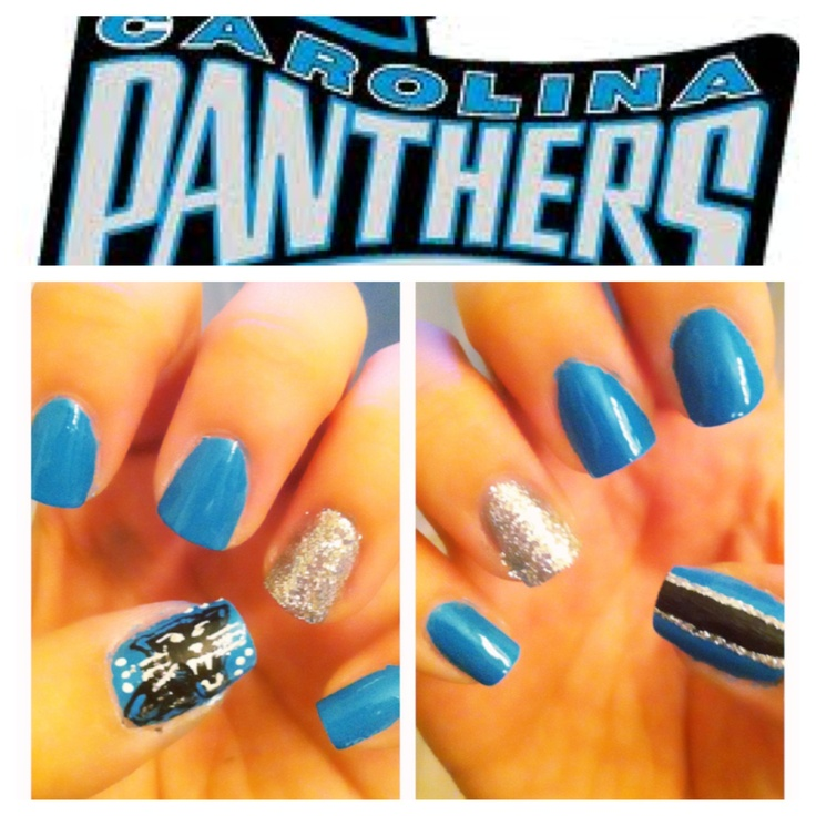 Carolina panthers! The perfect fanfic ute for Super Bowl Sunday!