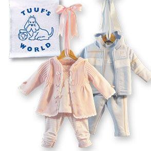 Tuuf's Wold polo grijs/wit | T-shirts & Truien | Debabyboetiek