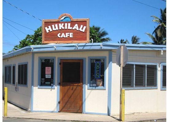 Hukilau Cafe, Oahu, Hawaii Best breakfast on the island!