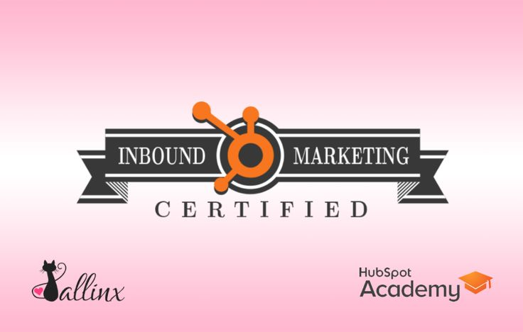 I 4 pilastri dell'inbound marketing! http://lallinx.com/blog/2015/11/18/perche-ottenere-linbound-marketing-certification/