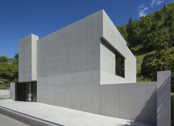 Gigon Guyer . Fondazione Marguerite Arp . Locarno (1)