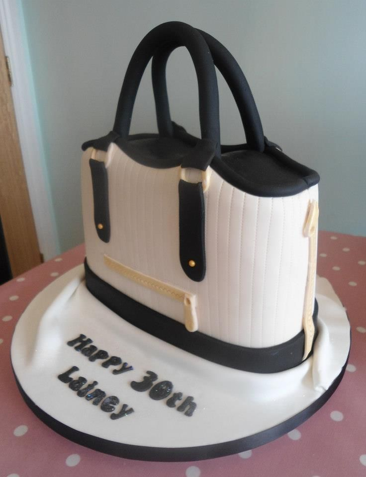 100 Edible Cake In The Style Of A Ted Baker Handbag Designs Pinterest And