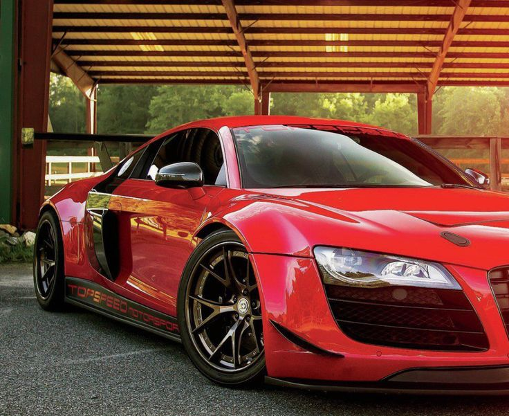 Topspeed Motorsports Got An R8 And Made One Mean R8 33