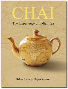 New Beautifully Illustrated Book All About Indian Tea