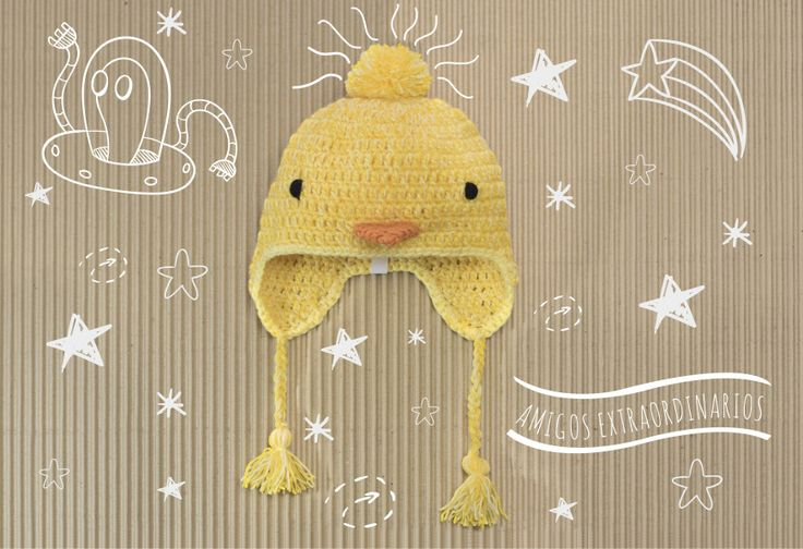 pajarito #maquis #gorro #pajarito #crochet #fw16 #frío16