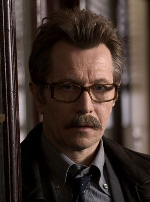 'Because he's the hero Gotham deserves, but not the one it needs right now. So we'll hunt him. Because he can take it. Because he's not our hero. He's a silent guardian, a watchful protector. A dark knight.' Happy Birthday Gary Oldman
