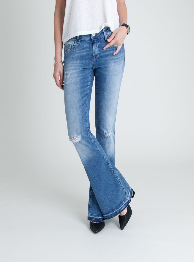 Jeans hose peace